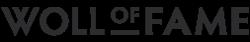 Woll of Fame Logo