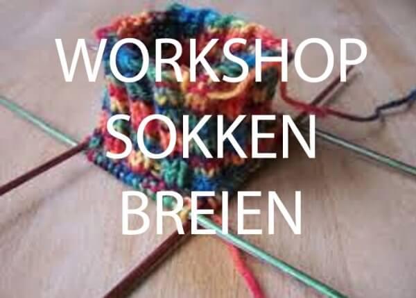 workshop sokken breien voor beginners in 3 delen