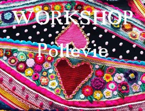 WORKSHOP DOOR POLLEVIE OP 23 MAART 2019